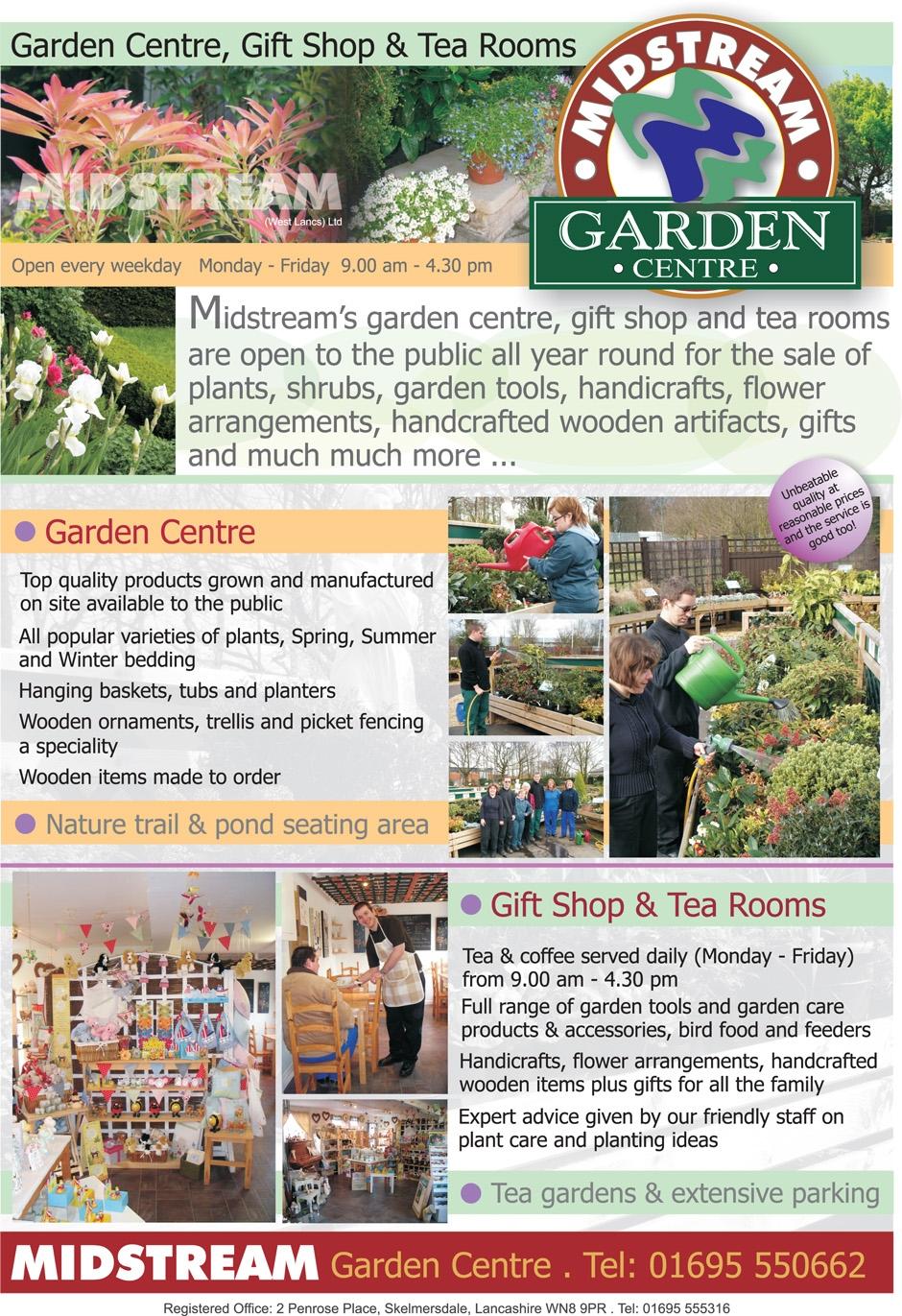 midstream garden centre